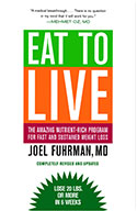 Eat to Live cover image