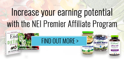 Increase your earning potential with the NEI Premier Affiliate Program