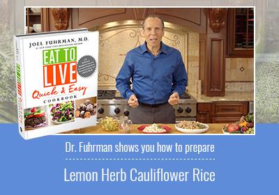 dr fuhrman eat to live cookbook pdf