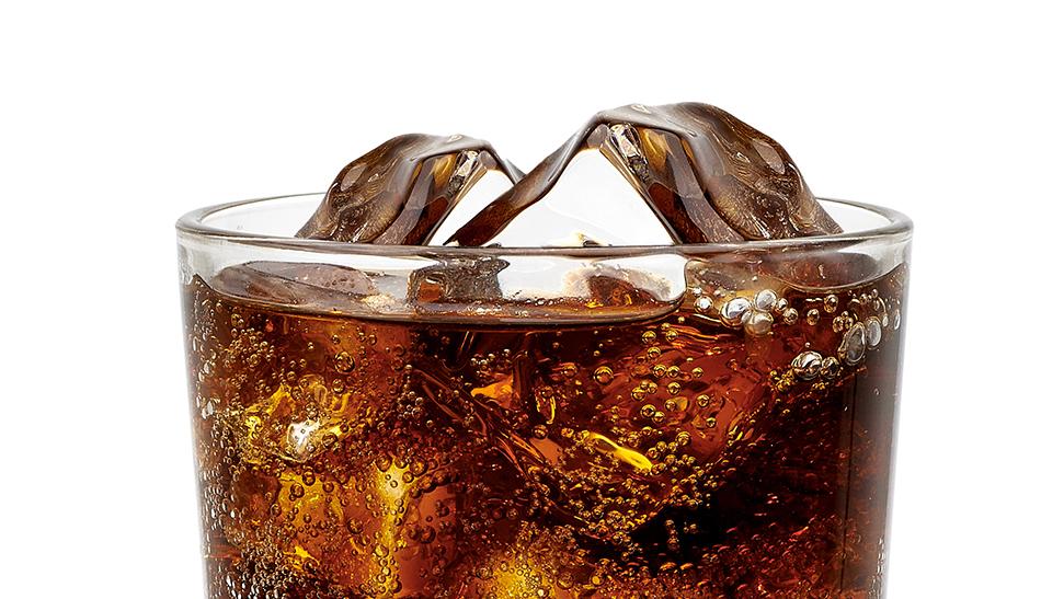 does diet pop cause mineral deficiencies