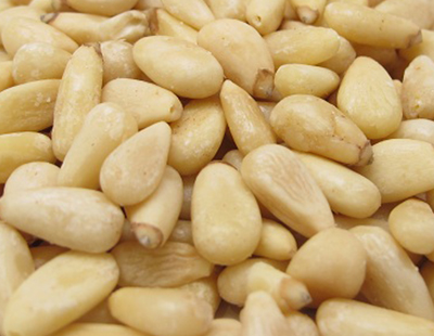 Photo of common pine nuts