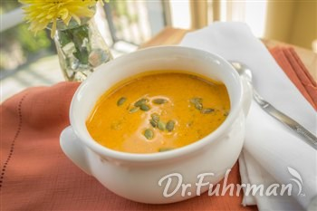 Butternut Breakfast Soup