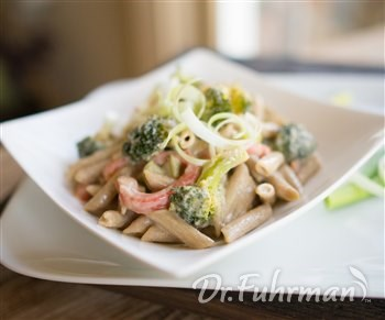 Chilled Szechuan Sesame Noodles and Broccoli
