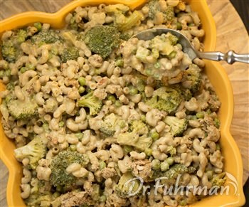 Recipes drfuhrman mac and peas forumfinder Gallery