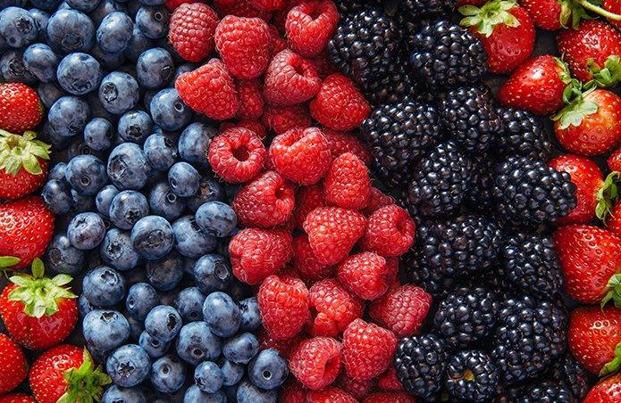 Eating Berries Reduces Your Risk of Heart Attack | DrFuhrman.com