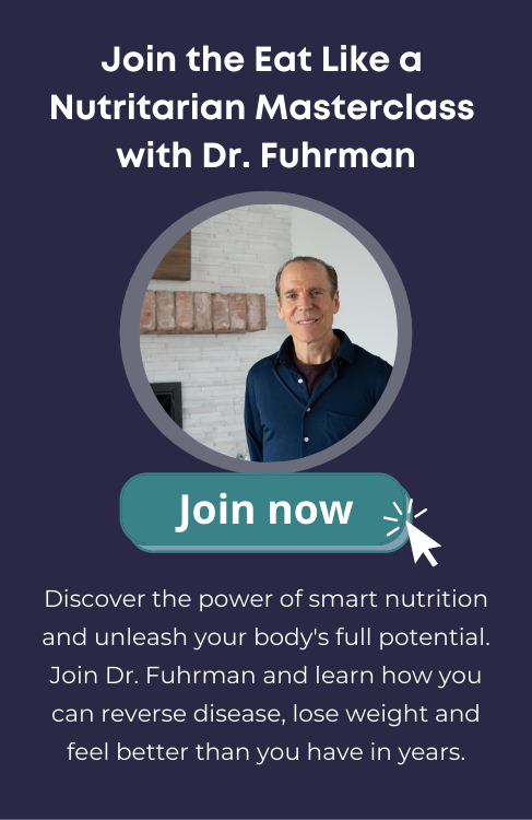 View Dr. Fuhrman's Master Class