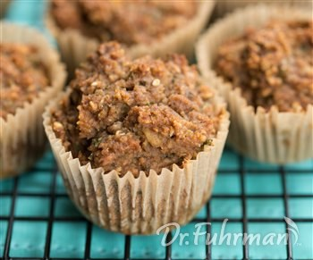 Apple Ginger Muffins