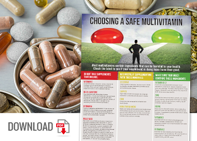 Download the Multivitamin Infographic