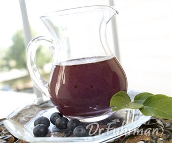 Blueberry Pomegranate Dressing