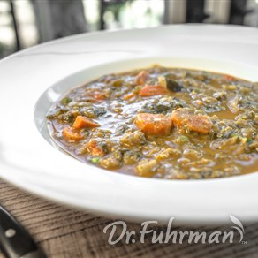 Split Pea and Carrot Soup