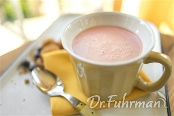 Hot Oatmeal Smoothie